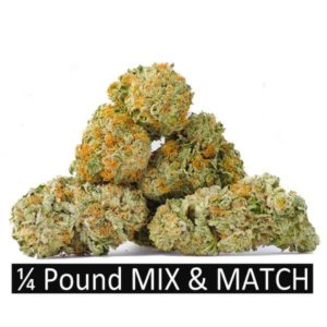 1/4 Pound Mix & Match | My Pure Canna | Online Cannabis | My Pure Canna | Online Cannabis