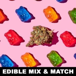 Edibles Mix and Match   My Pure Canna   Online Dispensary Canada