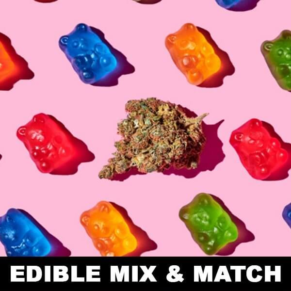 Edibles Mix and Match | My Pure Canna | Online Dispensary Canada