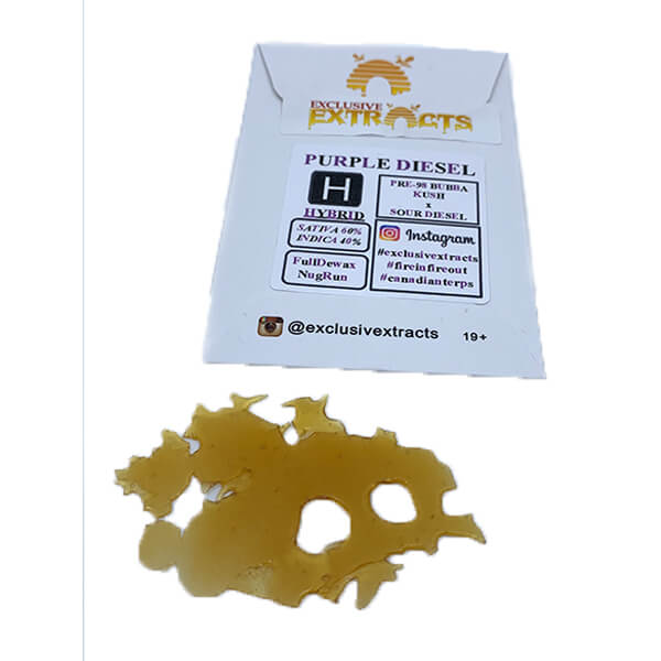 Shatter Weed | My Pure Canna