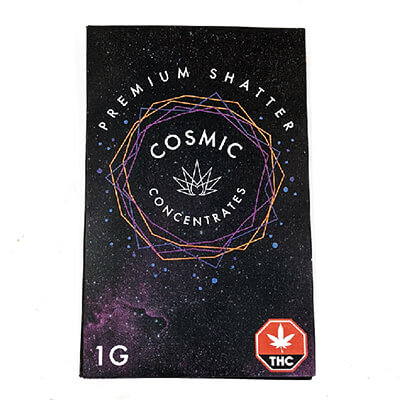 Cosmic Concentrates