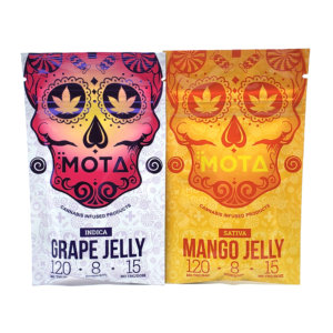MOTA 120mg THC Jelly