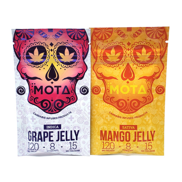 MOTA 120mg THC Jelly