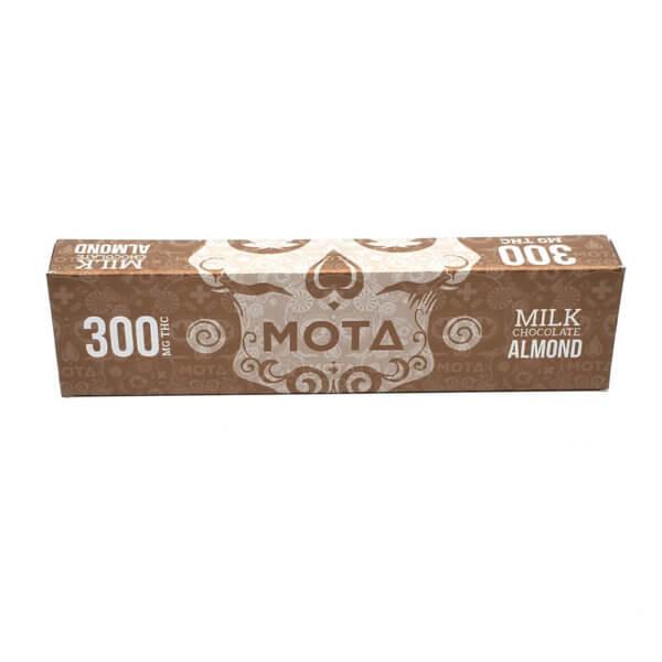 Mota 300mg THC Milk Chocolate