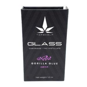 Top Shelf Glass Gorilla Glue