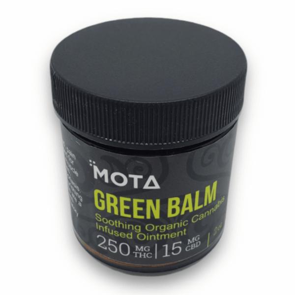 MOTA - Green Balm 2oz