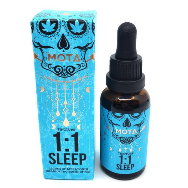 Mota - 1:1 Sleep Tincture