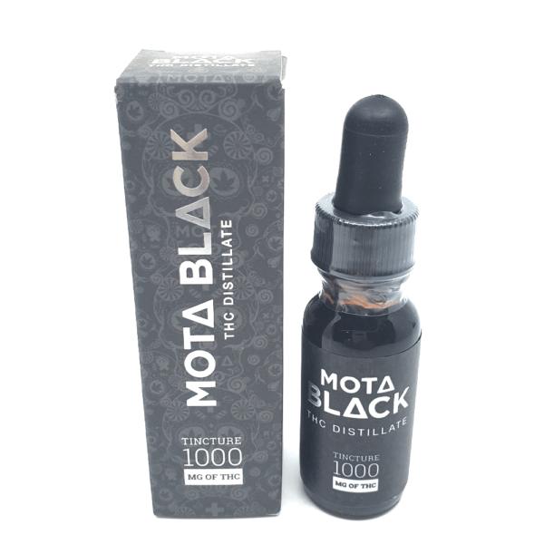 Mota Black - 1000mg tincture