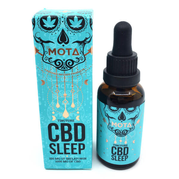 Mota - CBD Sleep Tincture
