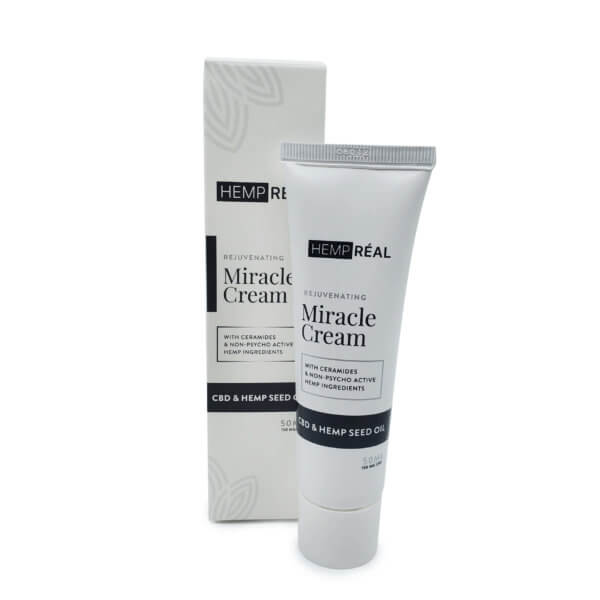 HempRéal - Miracle CBD Cream