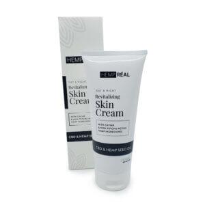 HempRéal - Day & Night CBD Skin Cream