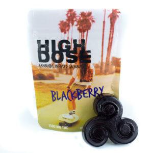 High Dose - Blackberry