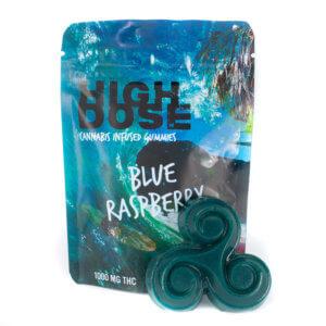 High Dose - Blue Raspberry