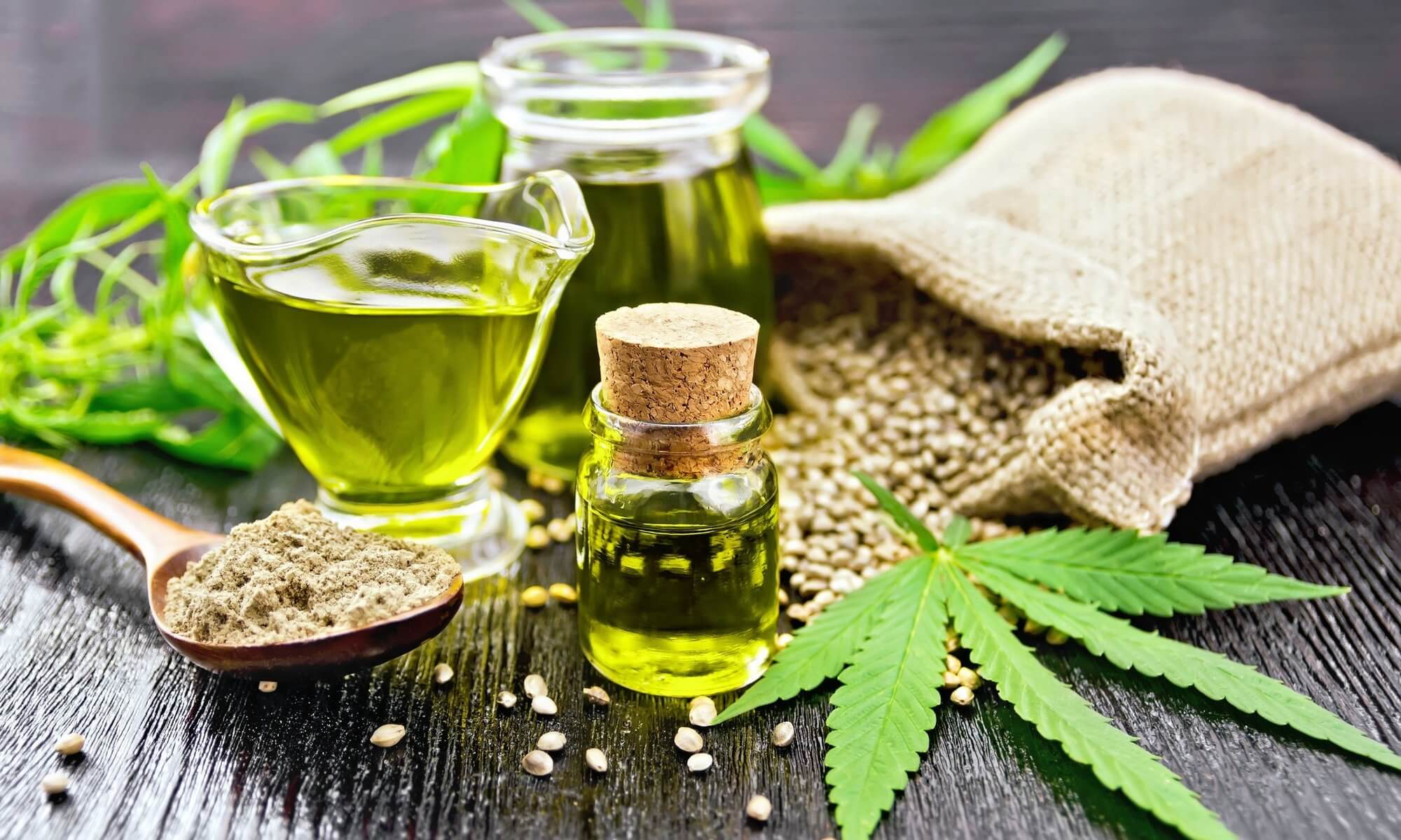 Pure CBD Oil: What is it and How is it Made in Canada?