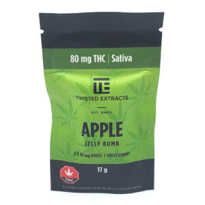 Twisted Extracts Apple THC
